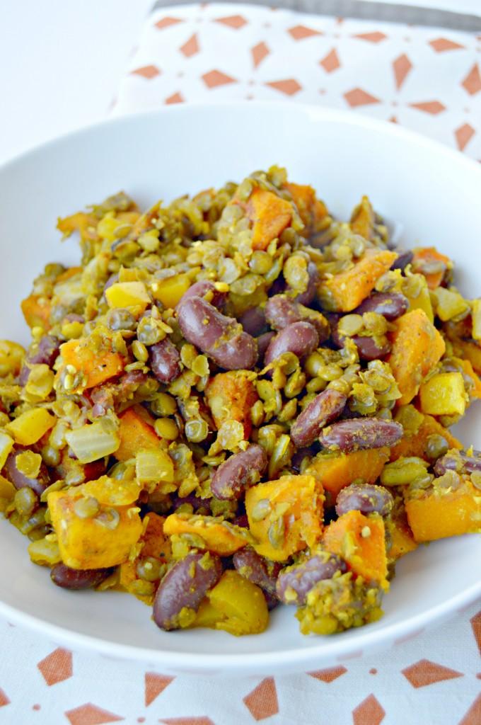 butternut lentil hash5