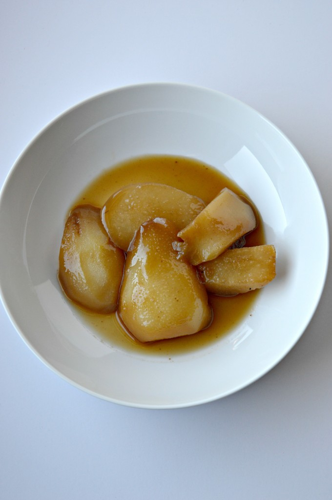 poached pears 5