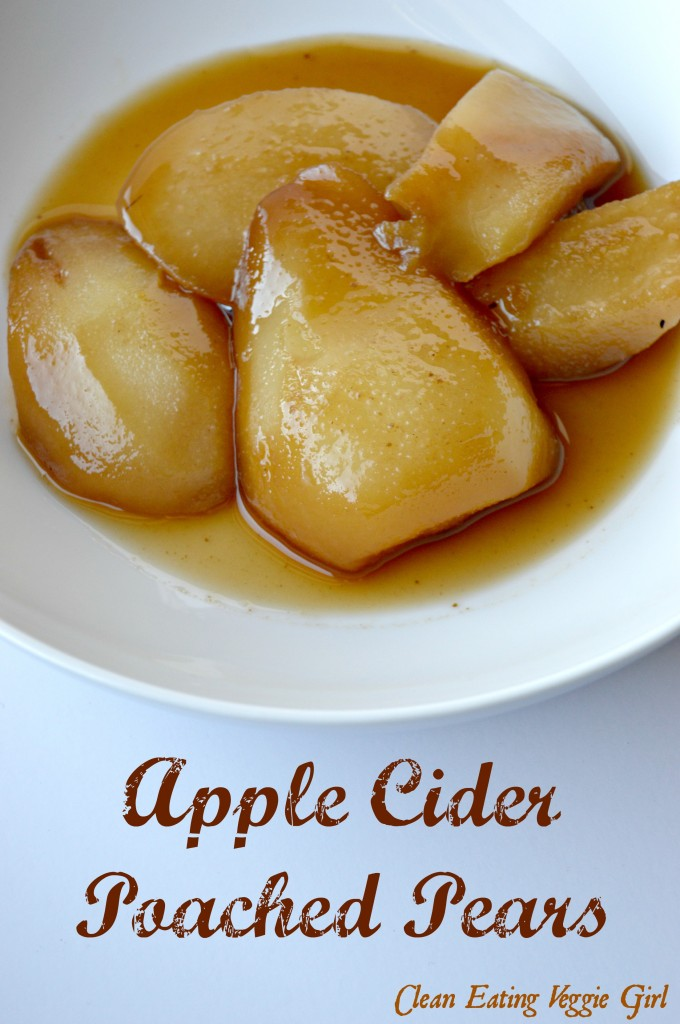 poached pears 6