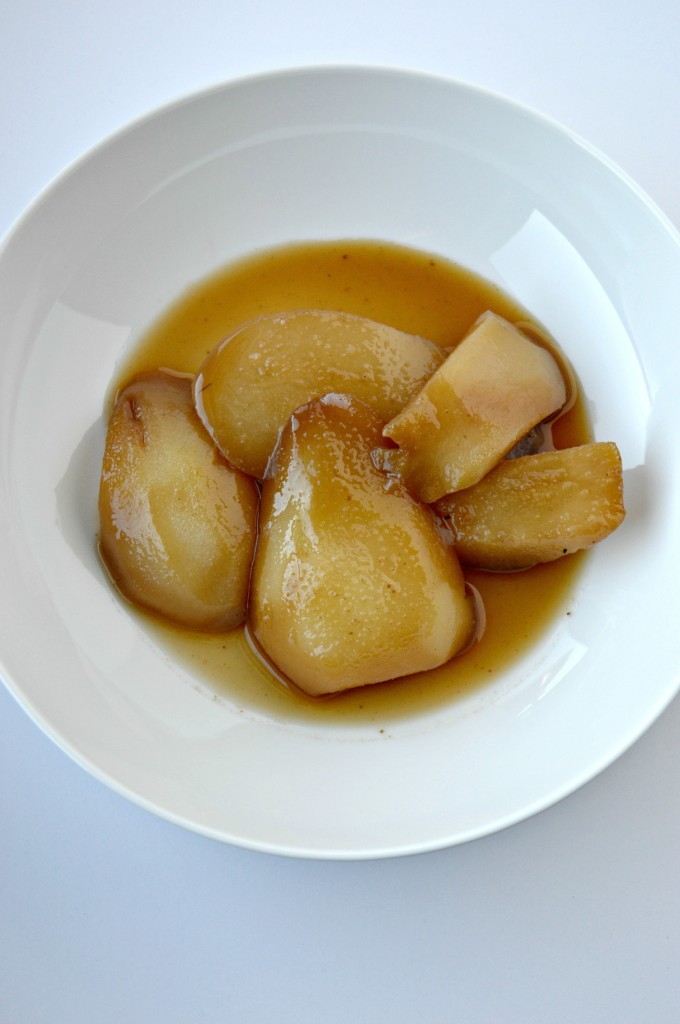 poached pears 7