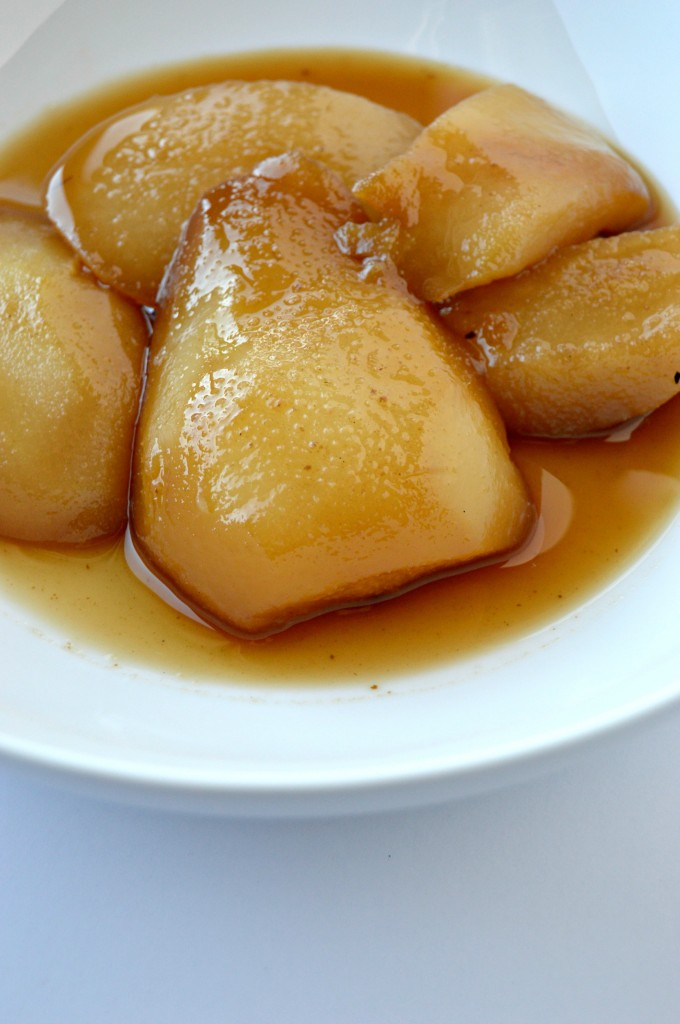 poached pears 8