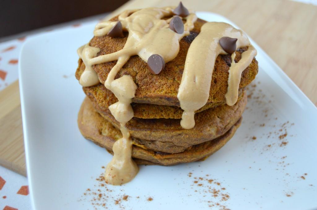 pumpkin pancakes 6