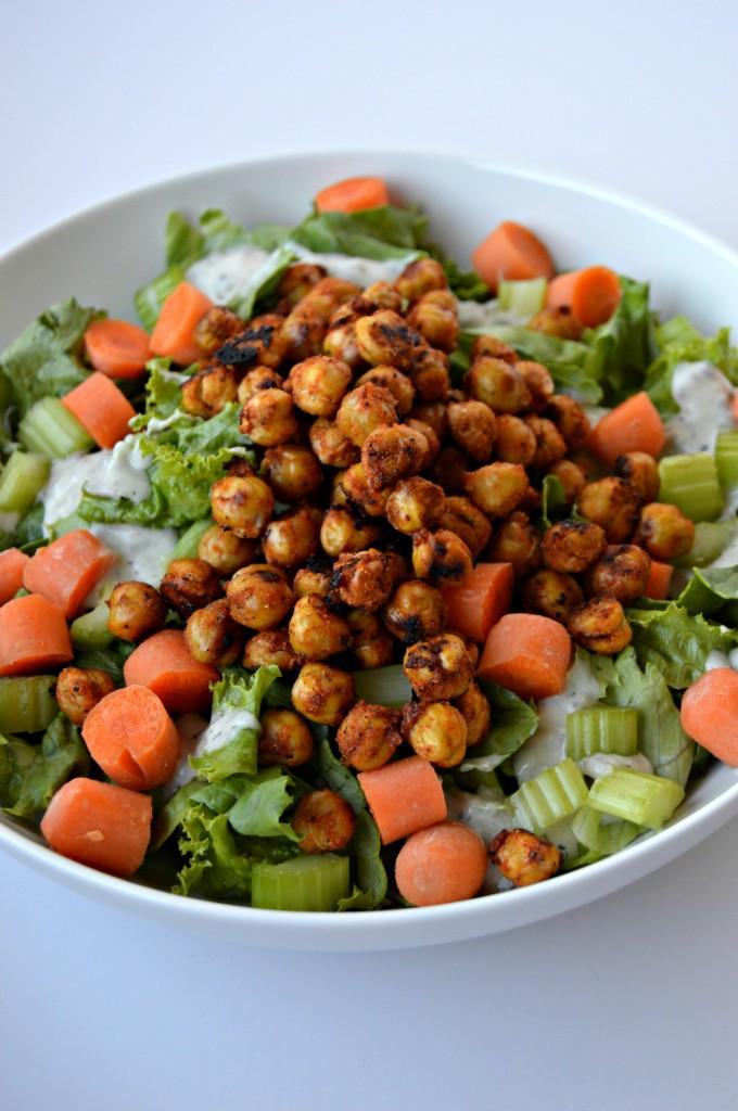 buffalo chickpea salad 4