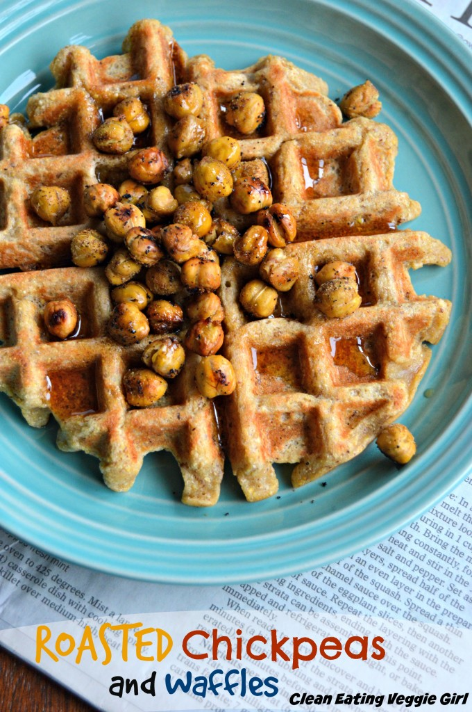 chickpea waffles 6