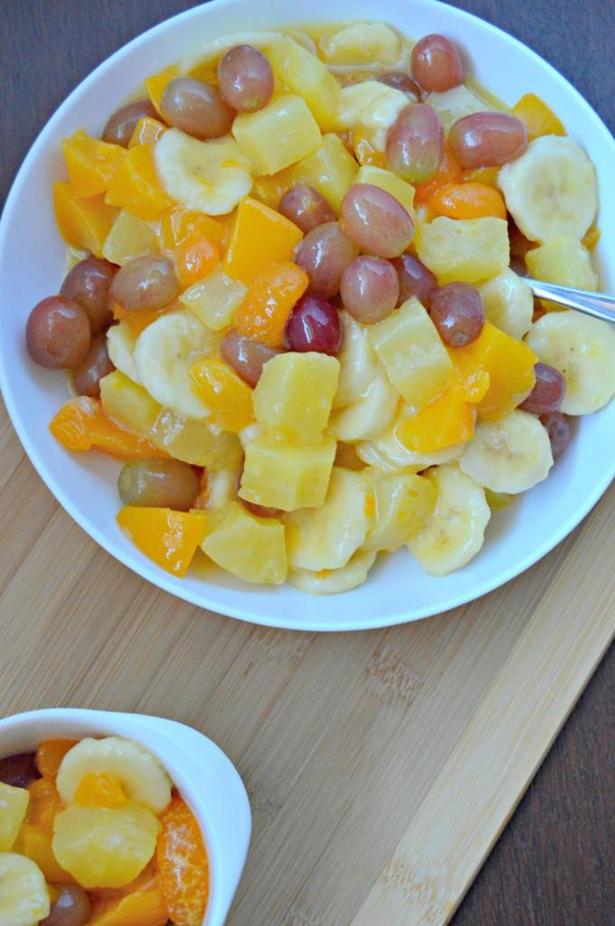 holiday fruit salad 2