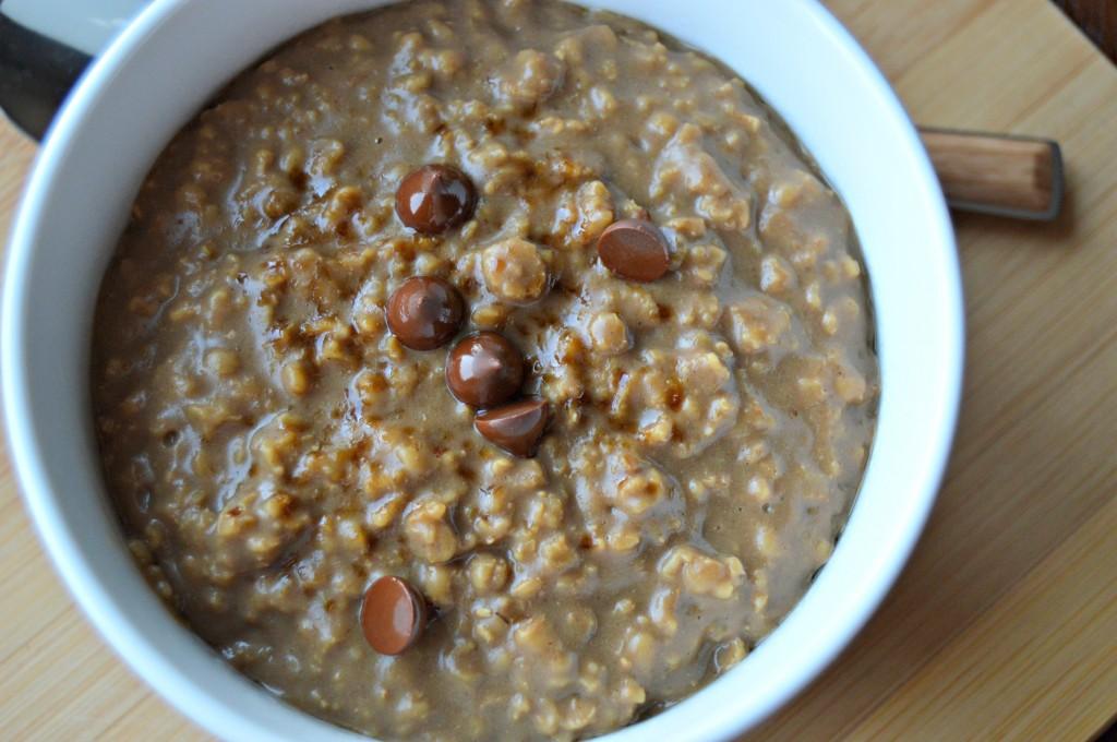 hot cocoa oatmeal 2