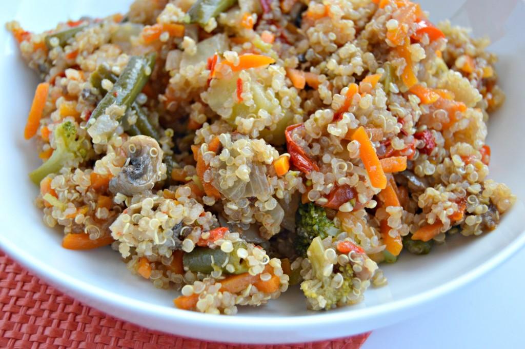 mollys quinoa bowl 2
