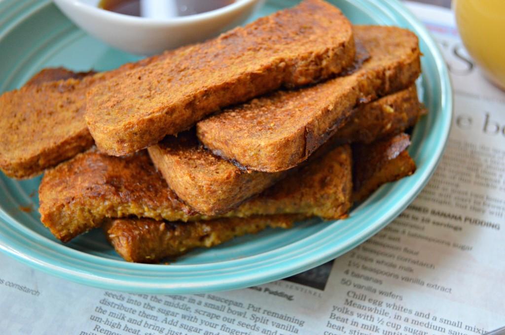 pumpkin french toast sticks 3