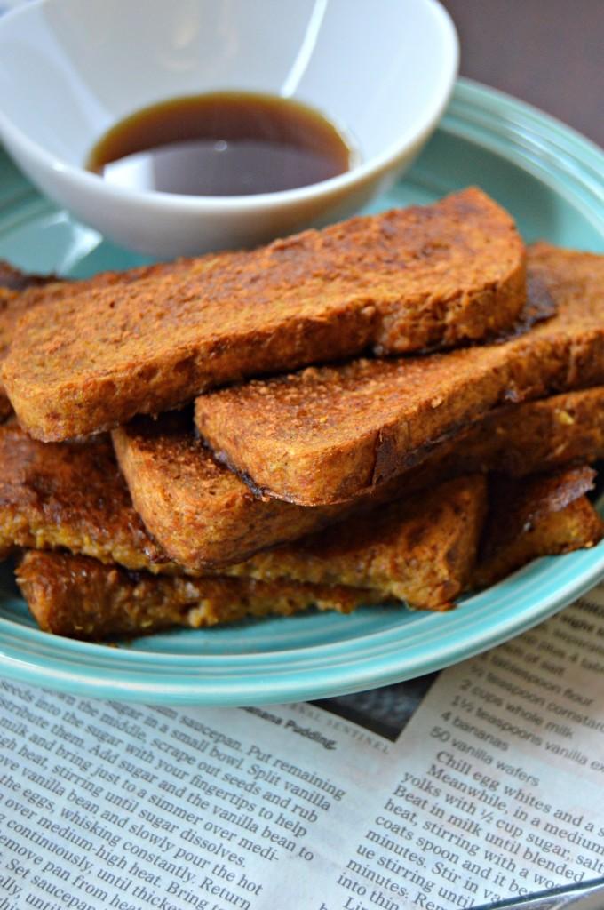 pumpkin french toast sticks 5