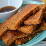 pumpkin french toast sticks 6