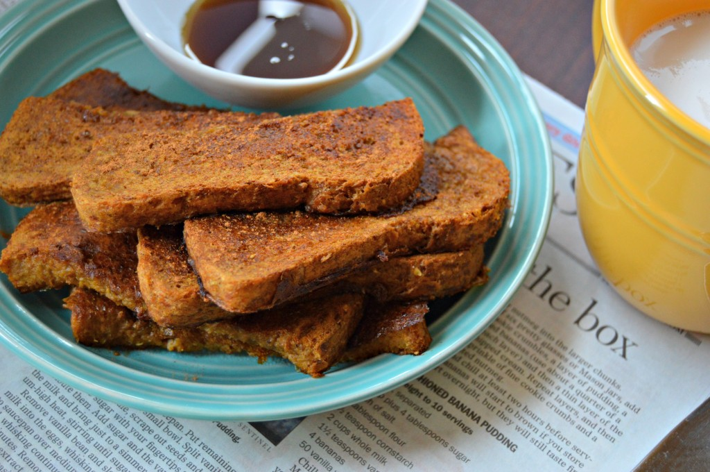 pumpkin french toast sticks 7