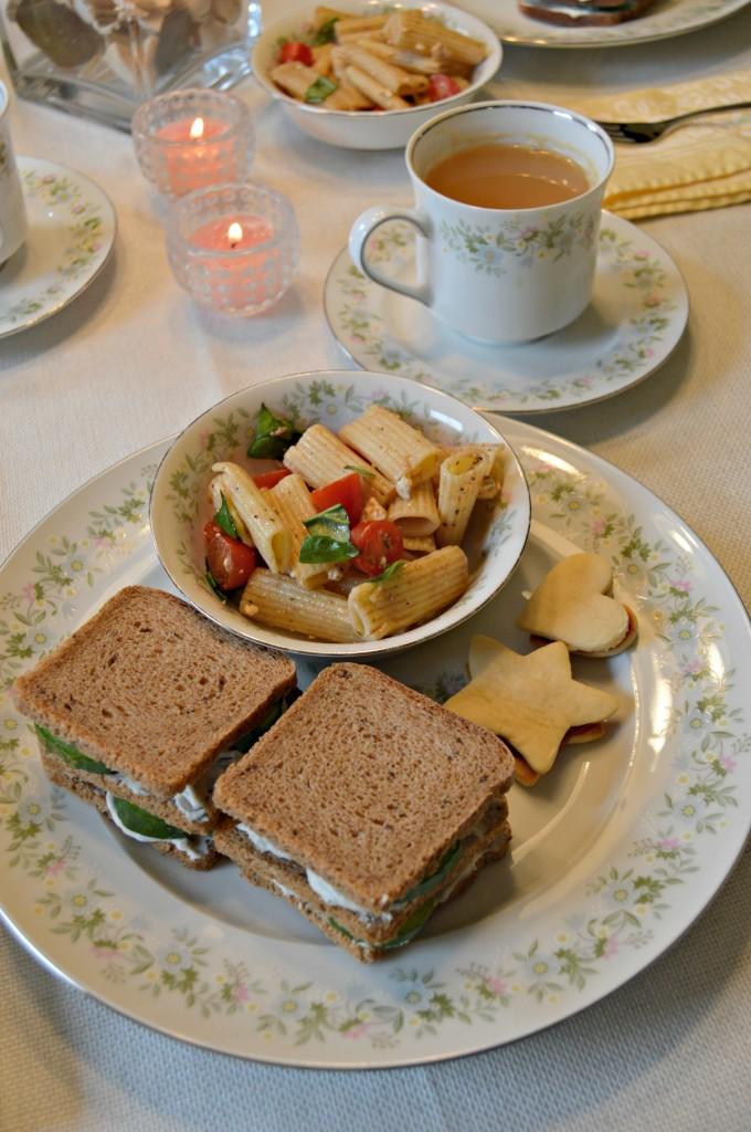 3c1k tea party plate