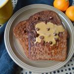 PB chocolate french toast 3