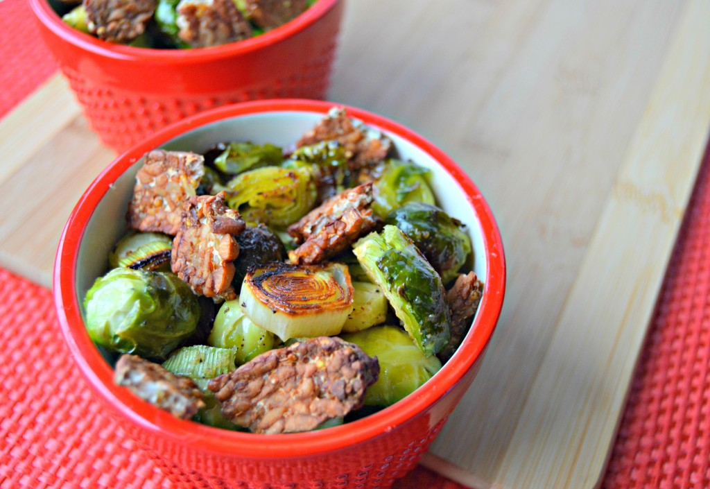 maple brussel sprouts bacon 8