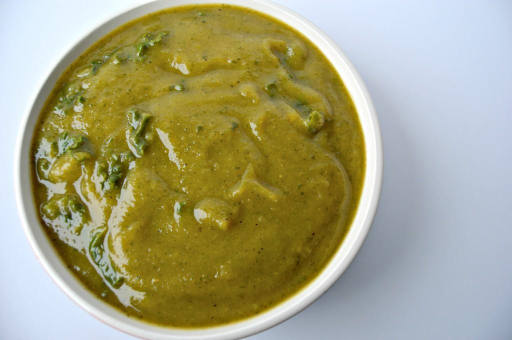 squash potato kale soup 3