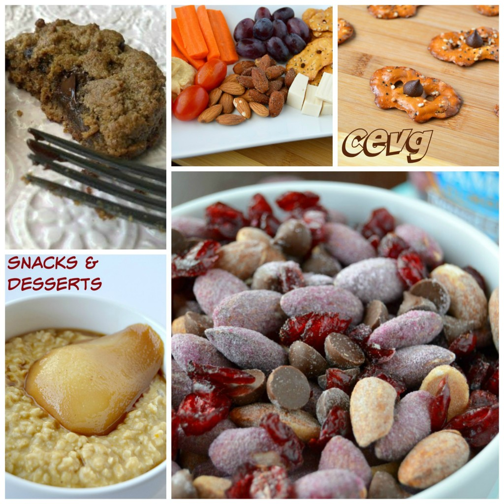 CEVG Snacks Desserts Collage 2014