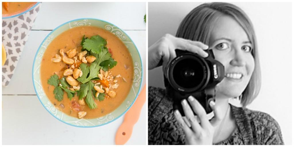 Oh My Veggies Collage