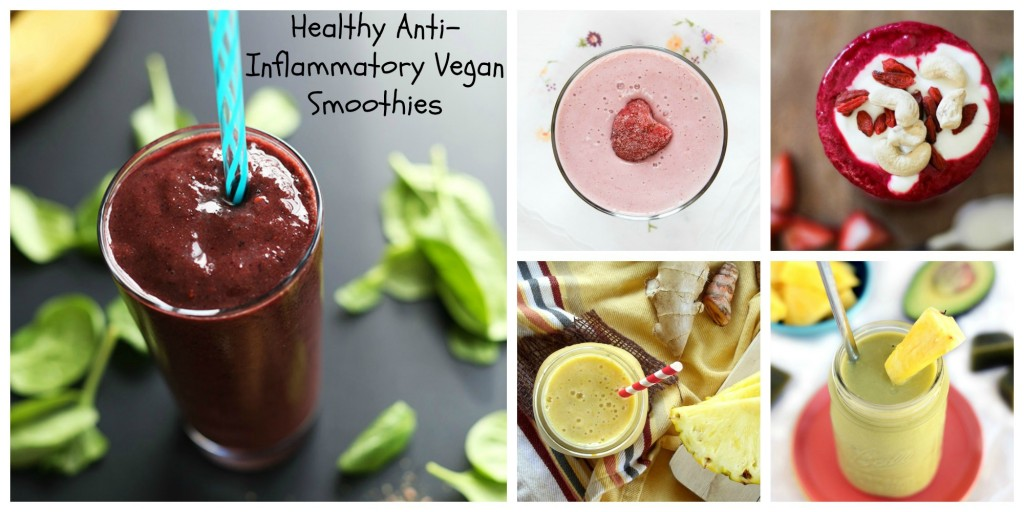 Smoothies Collage