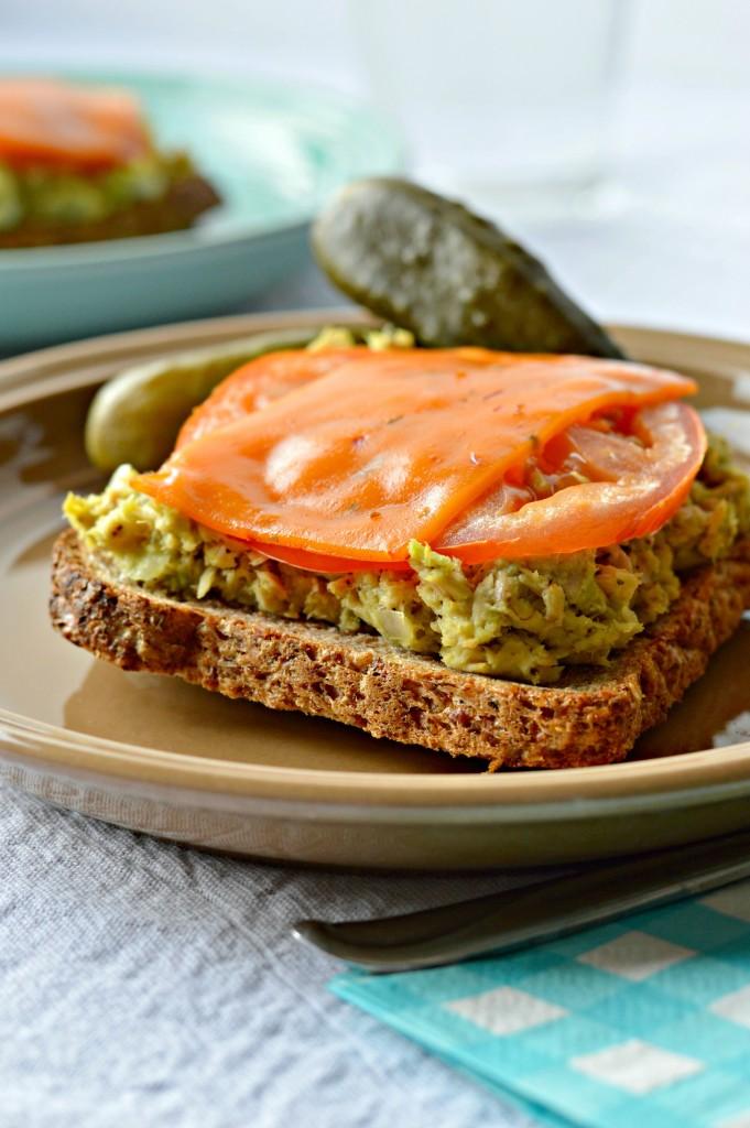 healthy tuna melt 2