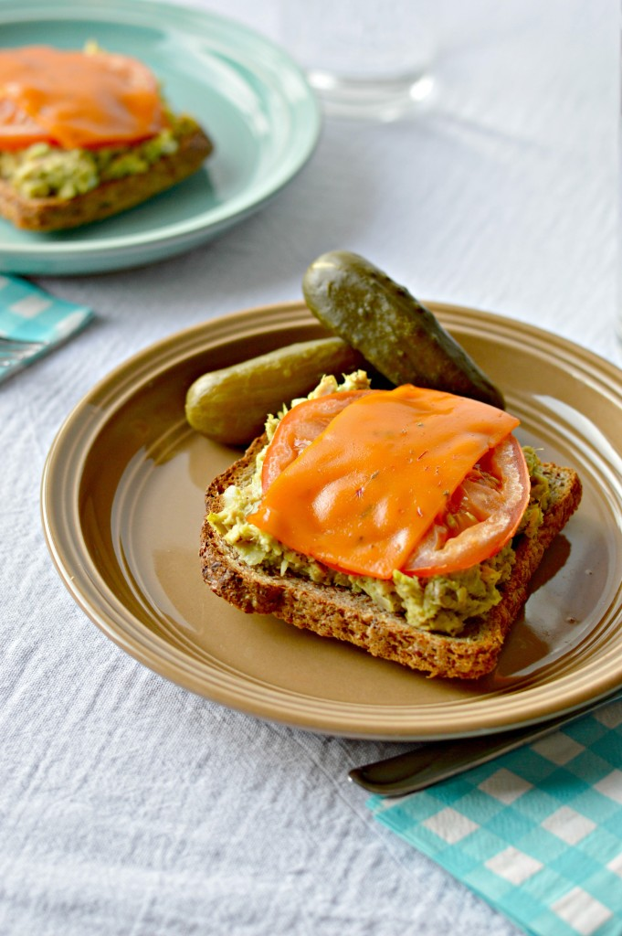healthy tuna melt 3