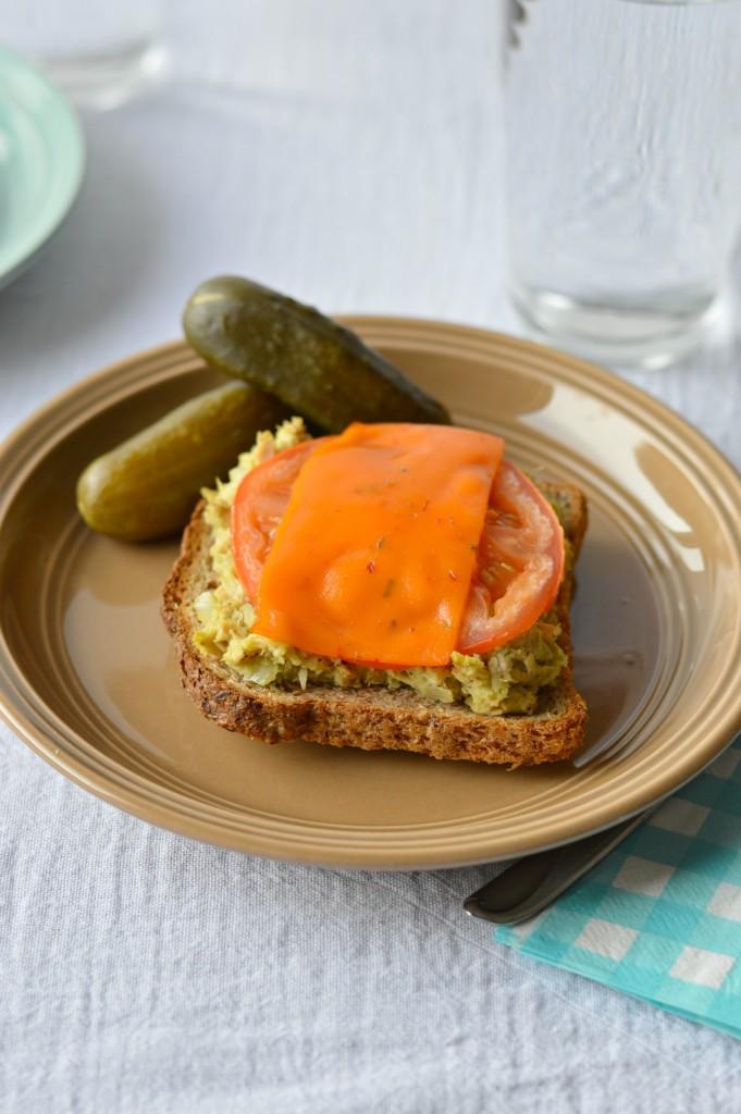 healthy tuna melt 5