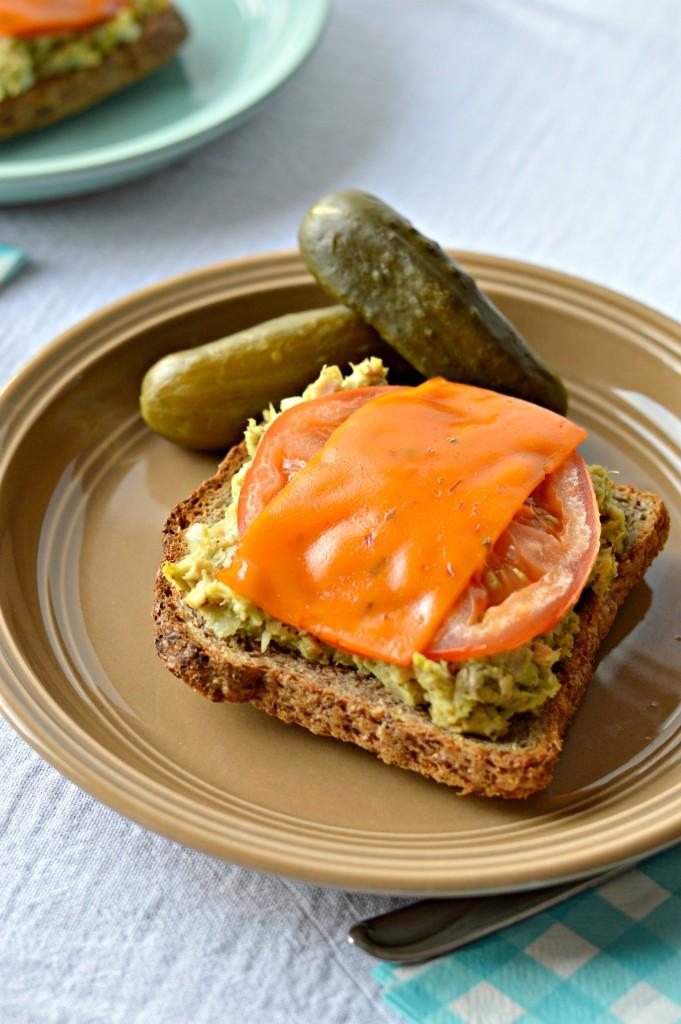 healthy tuna melt 7