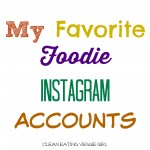 My Favorite Instagram Accounts Graphic