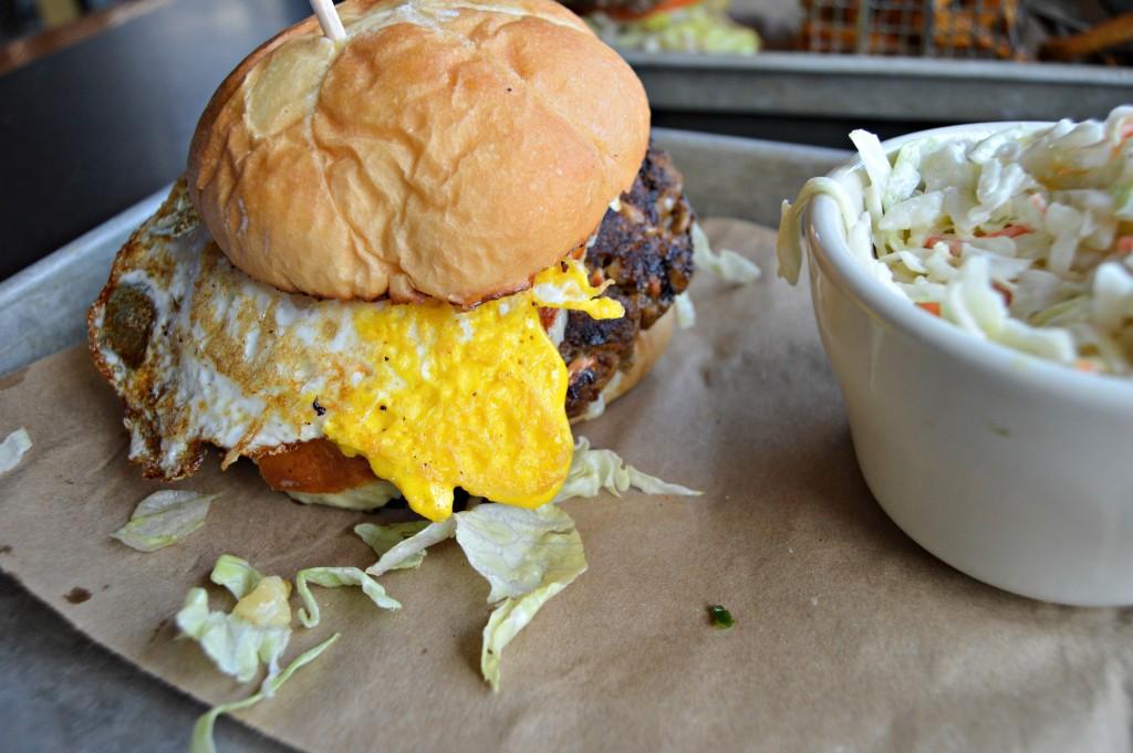 Tap House Hangover Burger