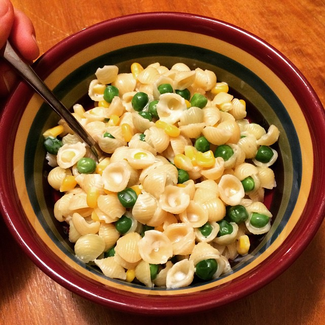 instagram Annie's mac and cheese