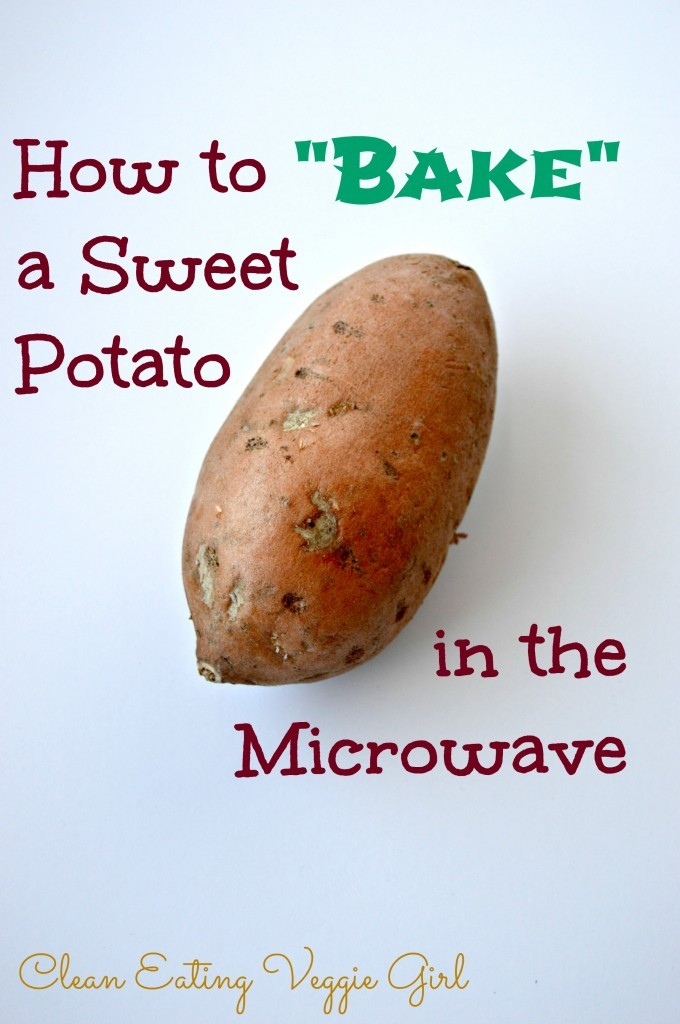 sweet potato microwave