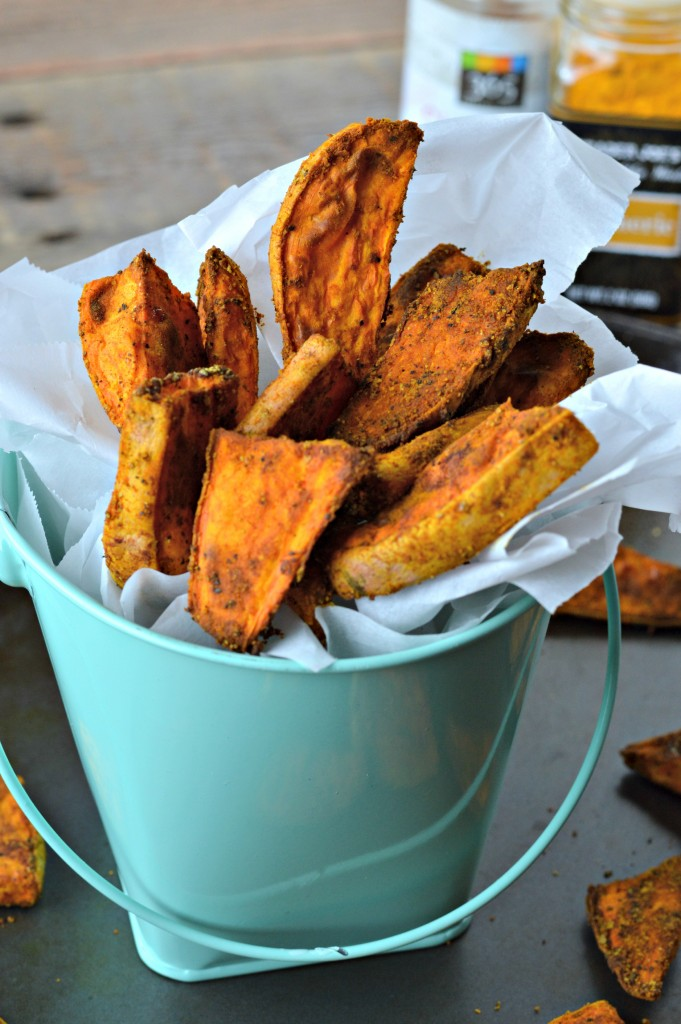 turmeric sweet potato fries 8