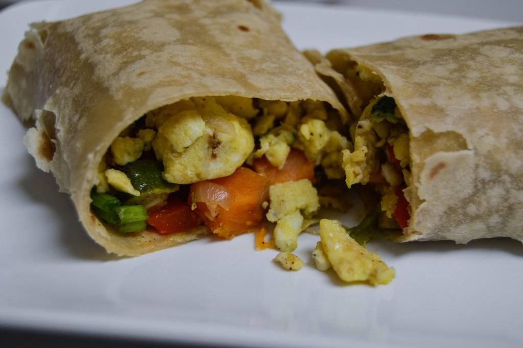 3C1K Breakfast Burrito 2