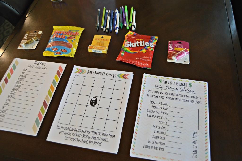 Baby Sprinkle Games
