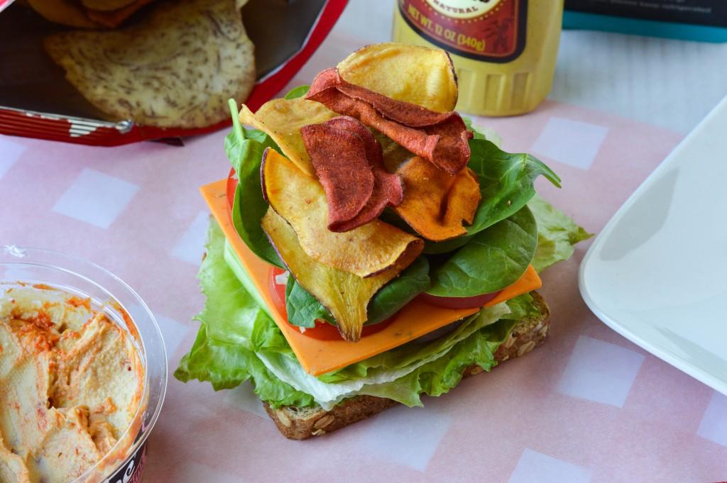 Best Veggie Sandwich 10