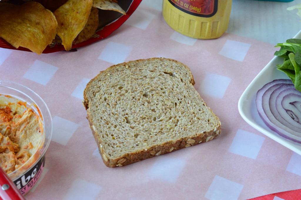 The Best Veggie Sandwich