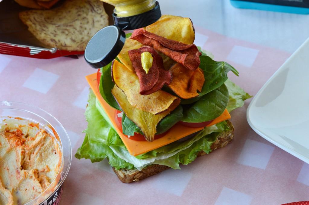 Best Veggie Sandwich 11