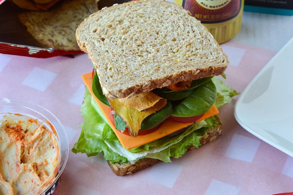 Best Veggie Sandwich 12