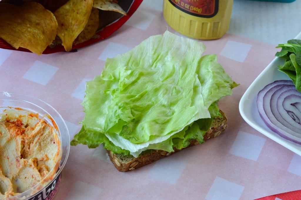 Best Veggie Sandwich 3