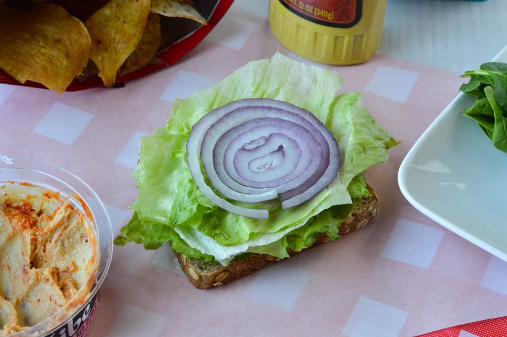 Best Veggie Sandwich 4