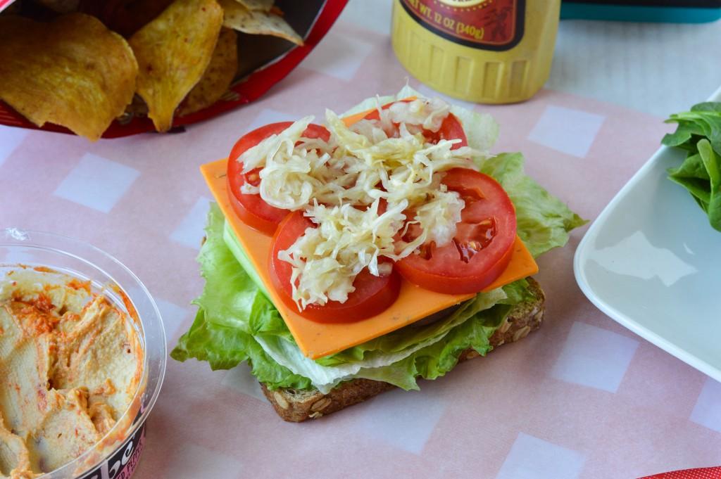 Best Veggie Sandwich 8