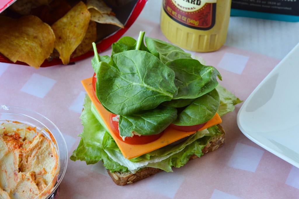Best Veggie Sandwich 9