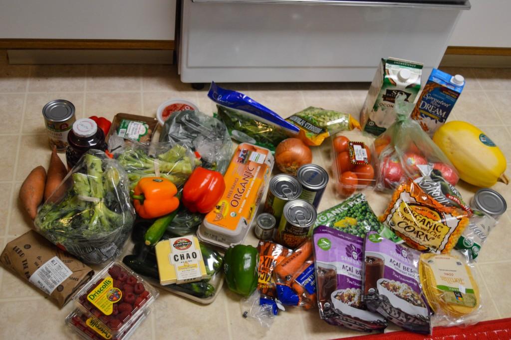 Grocery Haul-2