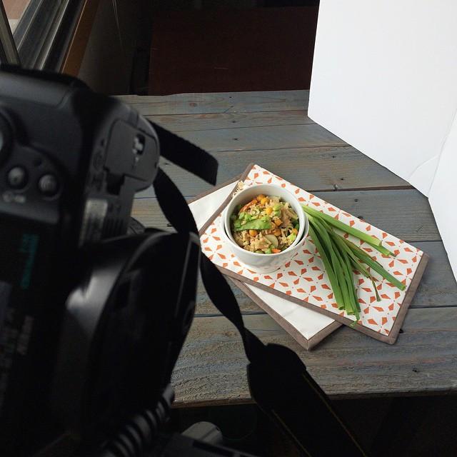 Instagram Veggie Fried Rice