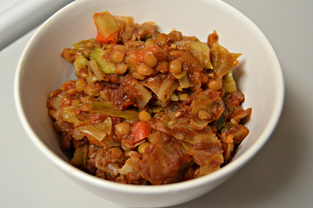 Intuitive Cabbage Casserole