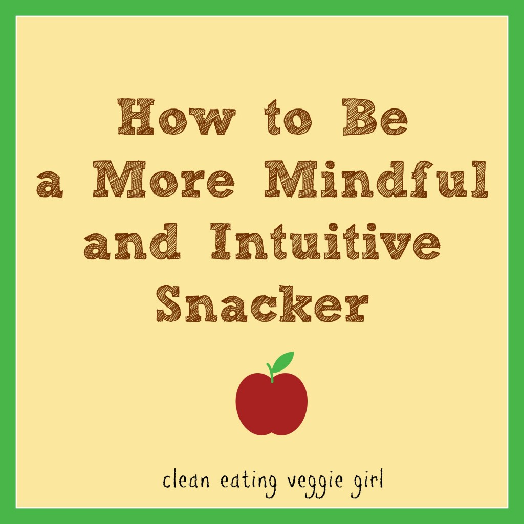 Mindful Snacking Graphic