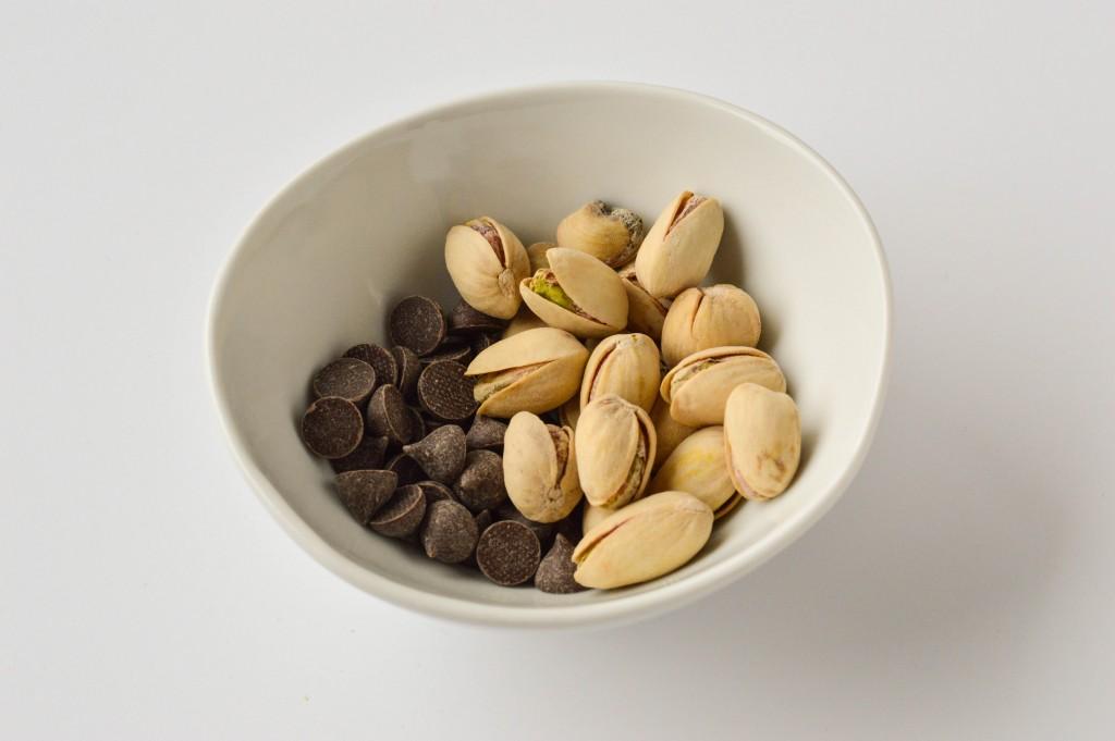 Pistachios Chocolate Pairing