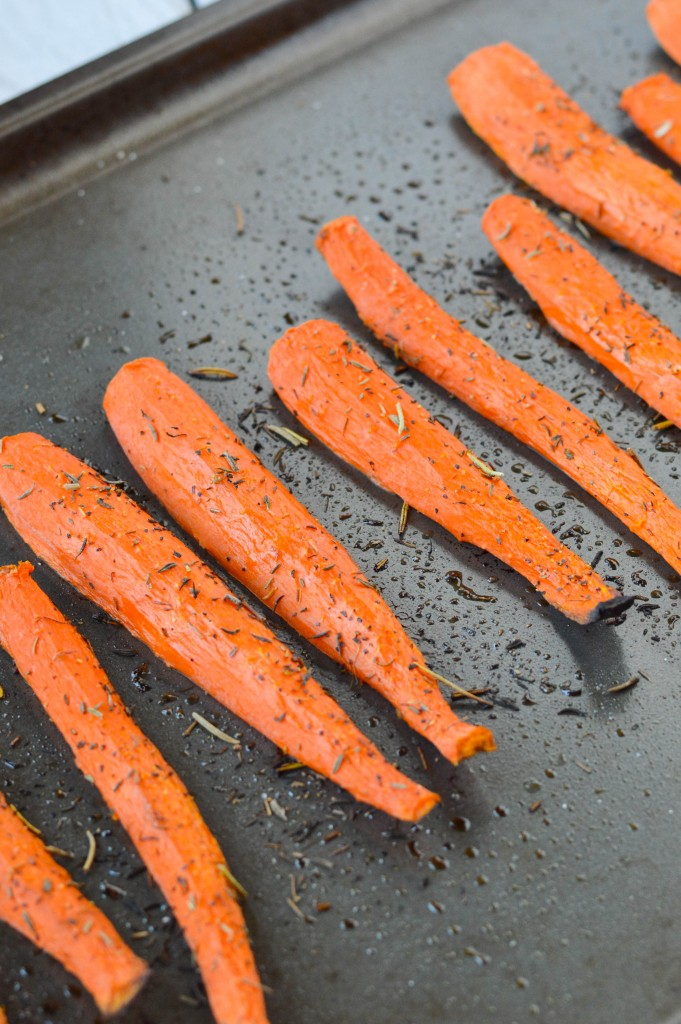 Roasted Carrots 11