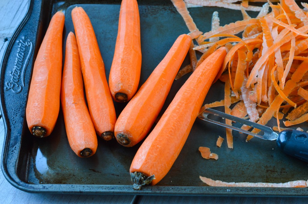 Roasted Carrots 3