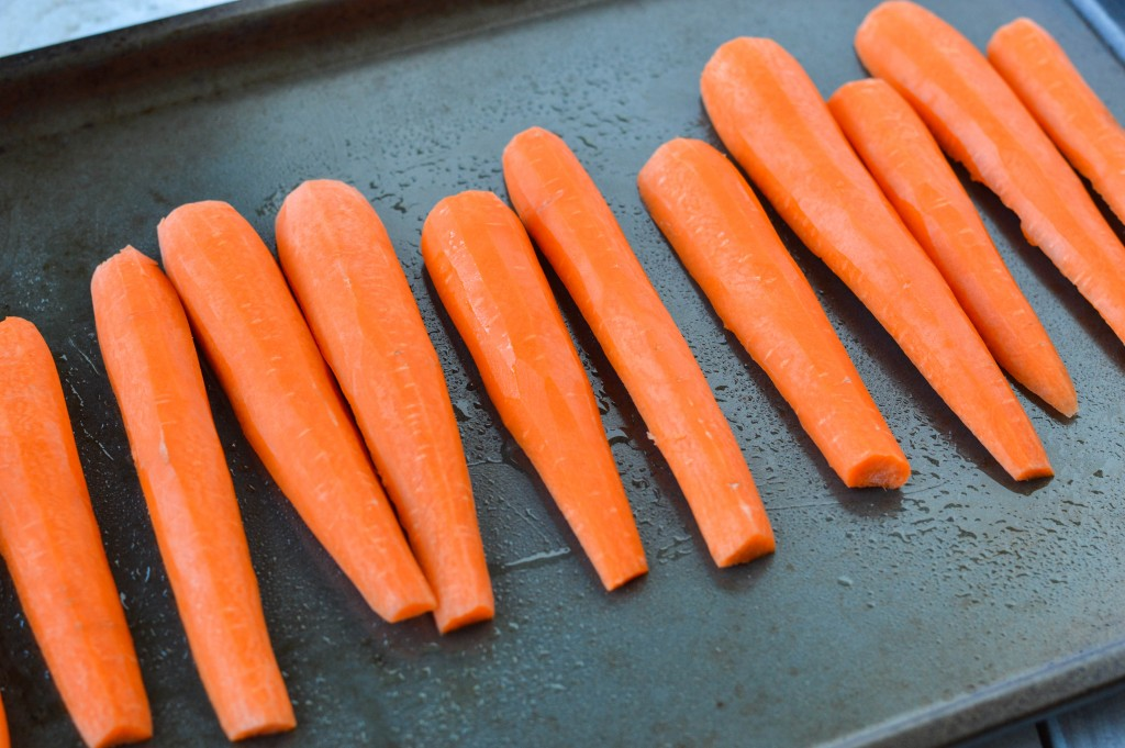 Roasted Carrots 7