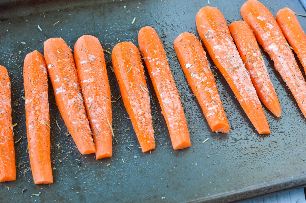 Roasted Carrots 8